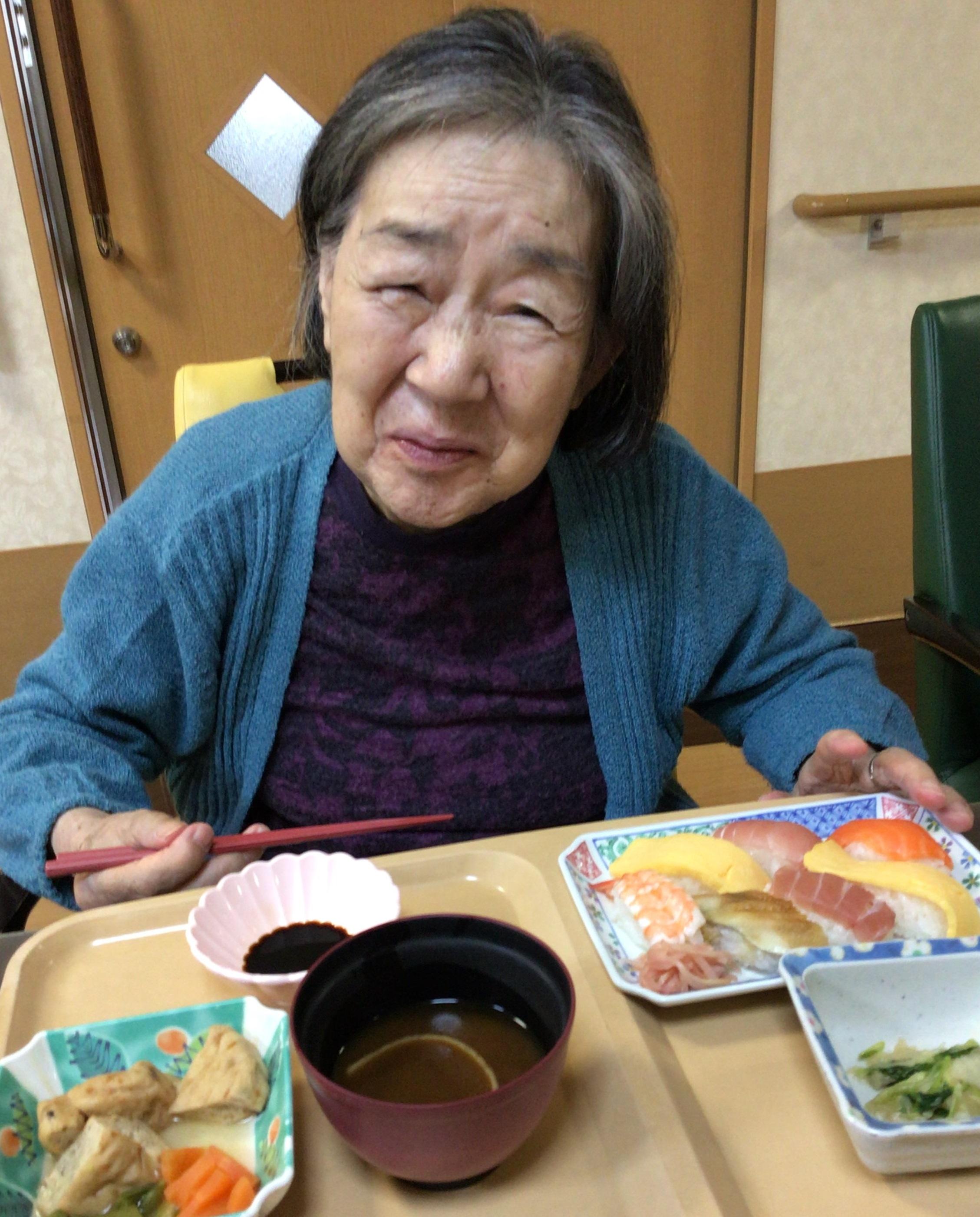 握り寿司🍣